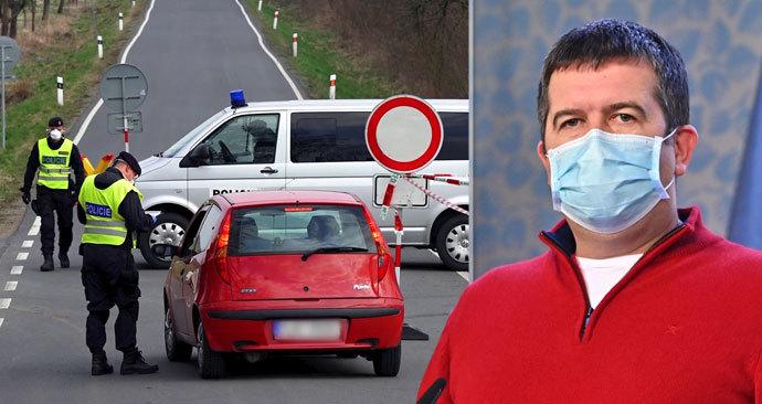 Hamáček okomentoval případy vyhrožování kvůli koronaviru