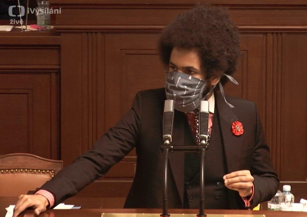 Sněmovna o koronaviru: Dominik Feri (TOP 09) se dostal do ostrého střetu s komunisty (9.4.2020)