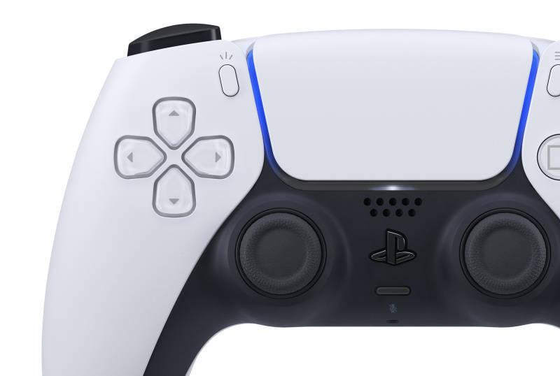 DualSense ovladač od Sony pro PlayStation 5.