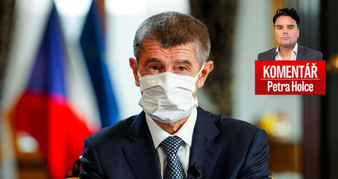 Projev premiéra Andreje Babiše (ANO) a komentář Petra Holce