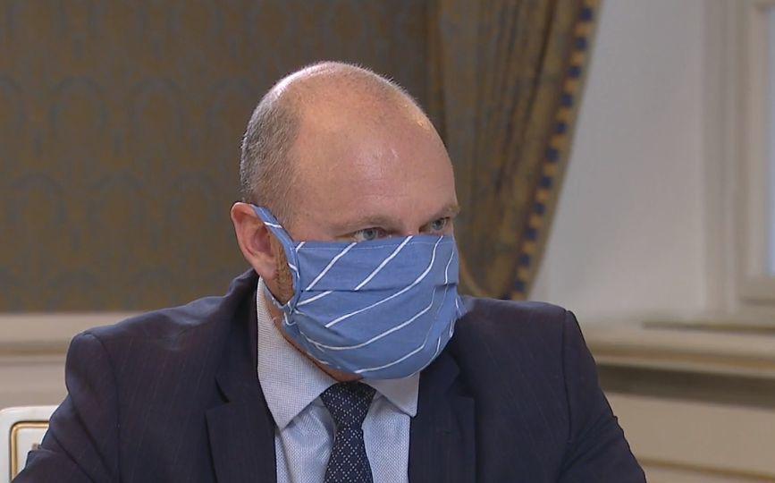 Ministr školství Robert Plaga (ANO) v Partii na Primě (19. 4. 2020)