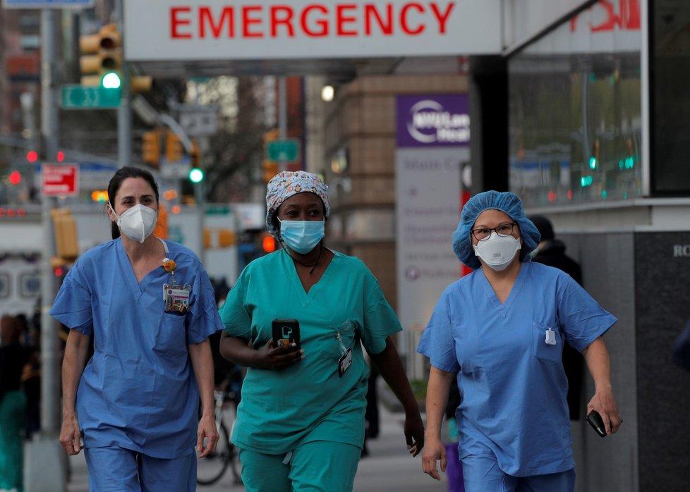 Koronavirus v USA.