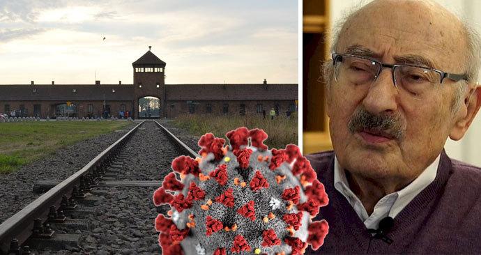 Koronavirus zabil jednoho z posledních přeživších nejsmrtelnějšího koncentračního tábora. Henrimu Kichkovi bylo 94 let.