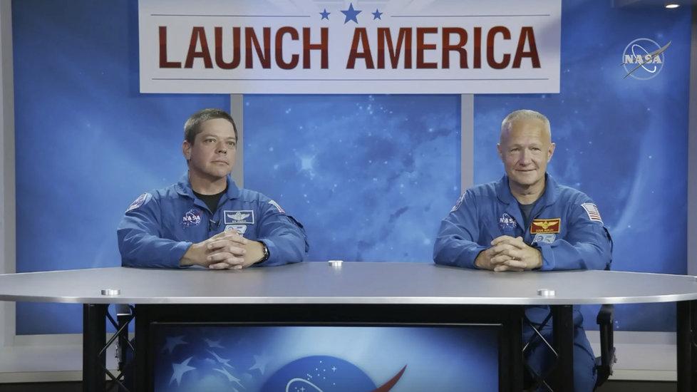Astronauti, kteří se chystají na Mezinárodní vesmírnou stanici (ISS), musí před odletem do karantény.