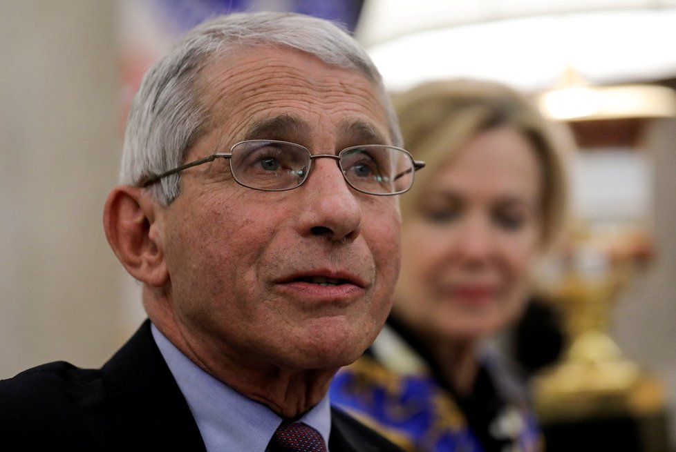 Epidemiolog Anthony Fauci