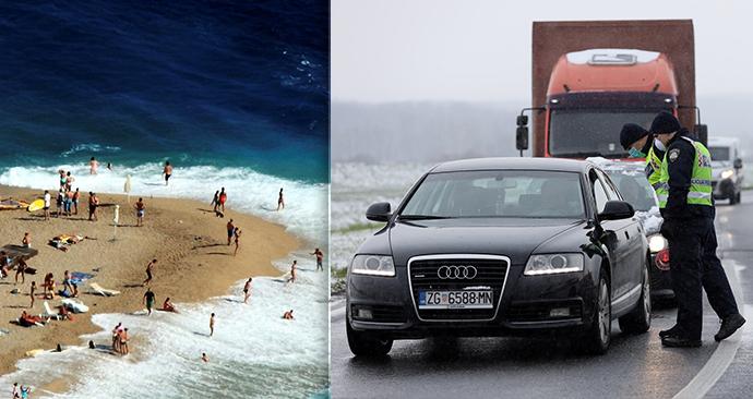 Chorvatsko otevřelo hranice. Stačí mít rezervaci v hotelu