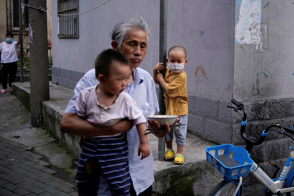 Život v čínském Wu-chanu, (16.05.2020)