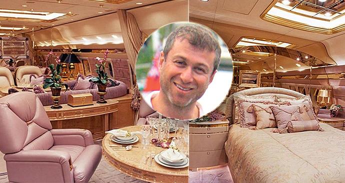 Majetek oligarchy Romana Abramoviče činí v přepočtu přes 260 miliard korun.