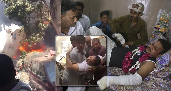 Ředitel banky Zafar Masud přežil zřícení letadla v Karáčí. Kromě ještě přeživšího inženýra Muhammada Zubairy zemřeli všichni ostatní pasažéři letu, celkem 97 lidí.
