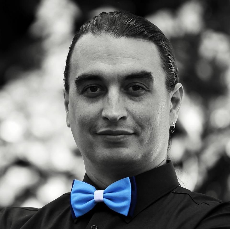Partner slovenské prezidentky Zuzany Čaputové Juraj Rizman.