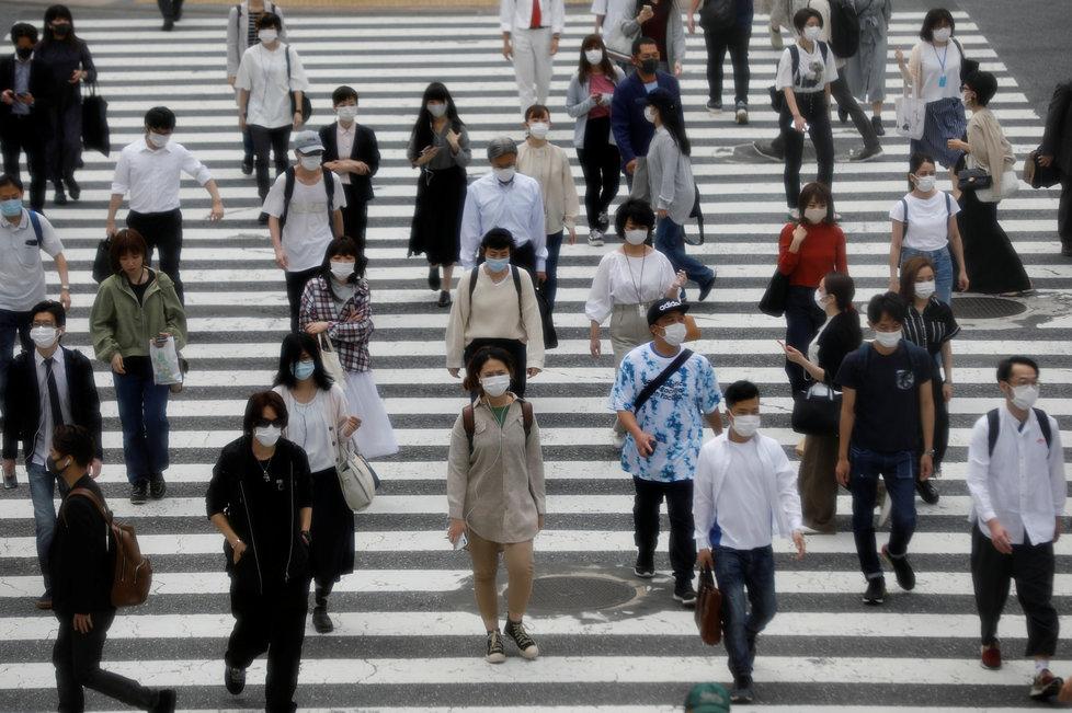 Japonsko po koronavirové krizi, (27.05.2020).