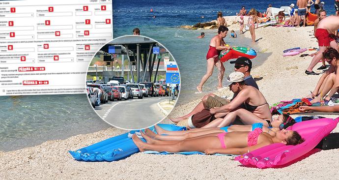 Velký návod Blesku: Vše o dovolené v Chorvatsku: Jak přejet, jak na pláž, a co jídlo, nákupy?!