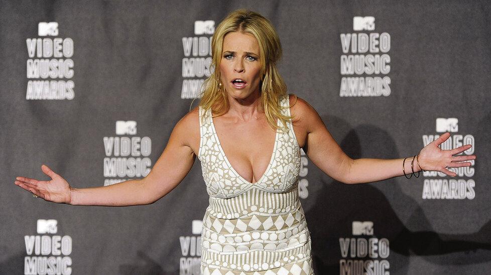 GALERIE: Moderátorka cen MTV zveřejnila své domácí porno
