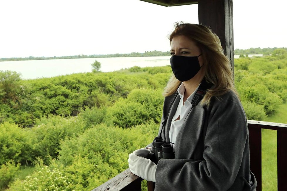 Prezidentce Zuzaně Čaputové jsou blízká témata ochrany přírody