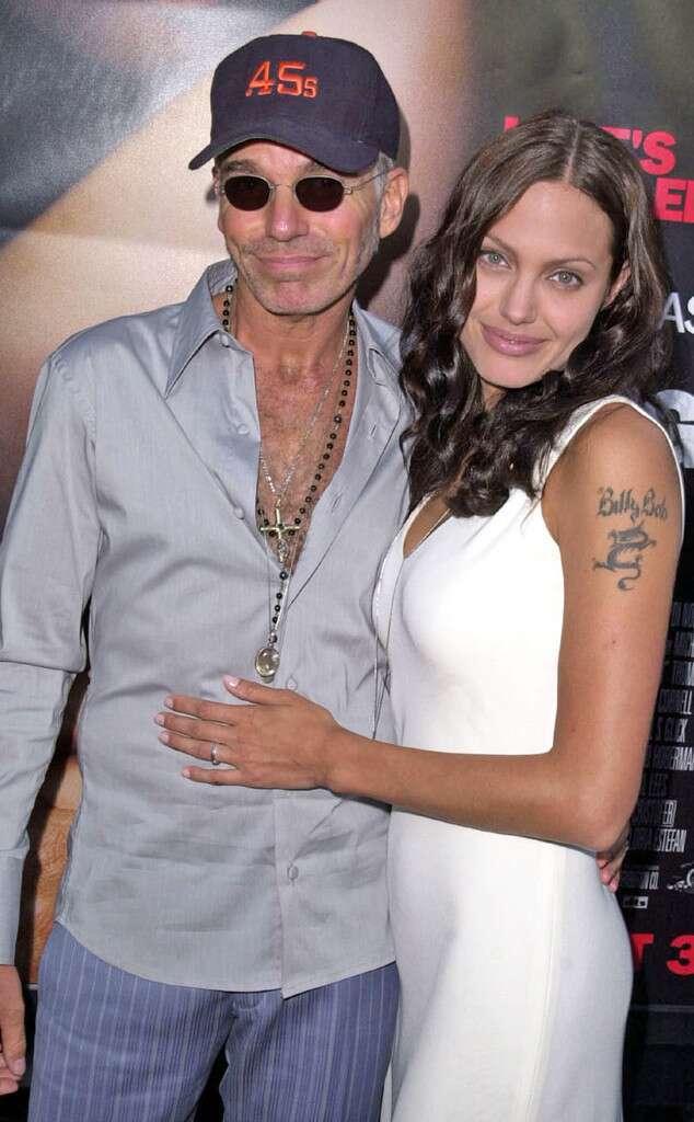 Angelina a Billy Bob Thornton