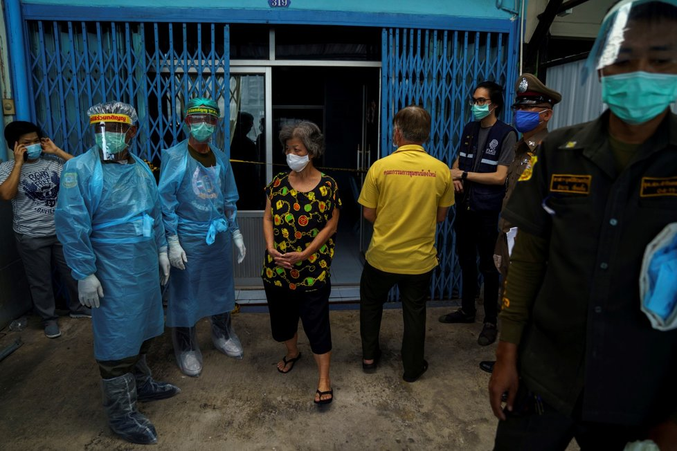 Thajci kvůli koronaviru musí bojovat i s depresí (5 . 6. 2020)