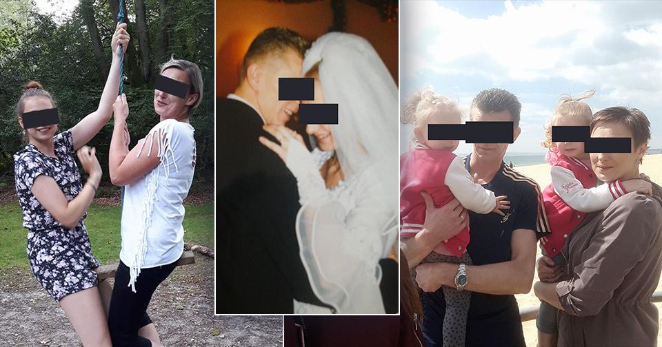 Útočník podle všeho podřízl krk manželce a nejstarší dceři.