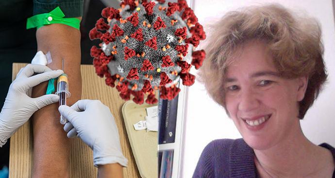 Susannah Fordovéá je podle všeho britská pacientka nula, koronavirus do Británie z Rakouska přivezla už na počátku ledna.