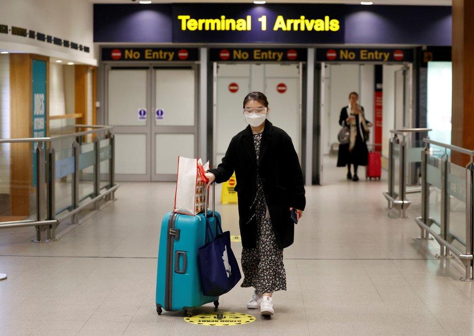 Koronavirus v Británii (8. 6. 2020)
