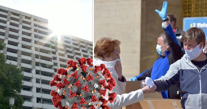 Německé město zůstává v zajetí koronaviru. Mohou za šíření nákazy oslavy během ramadánu?
