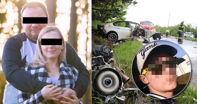 Viníka černožické nehody léta dostával z průšvihů táta: Ten teď nabídl pomoc přeživší holčičce.