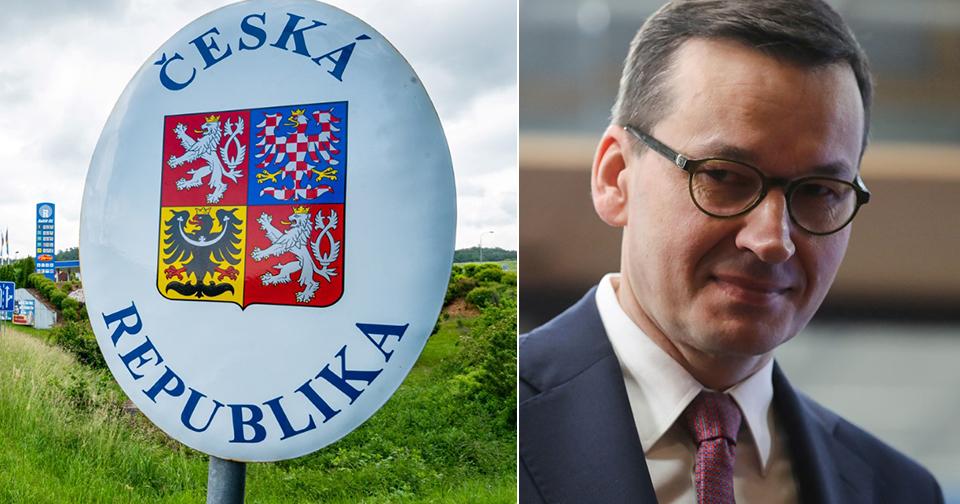 Polský premiér Morawiecki oznámil, že Polsko otevře hranice 13. června (10. 6. 2020)