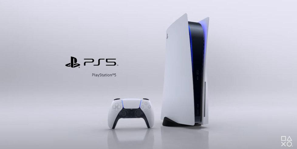 Konzole PlayStation 5 od Sony.