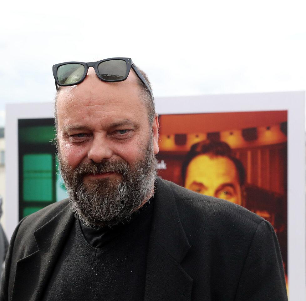 Scenárista Petr Jarchovský