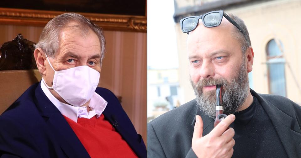 Zeman schválil 80 profesorů. Je mezi nimi i scenárista Pelíšků a Šakalích let.