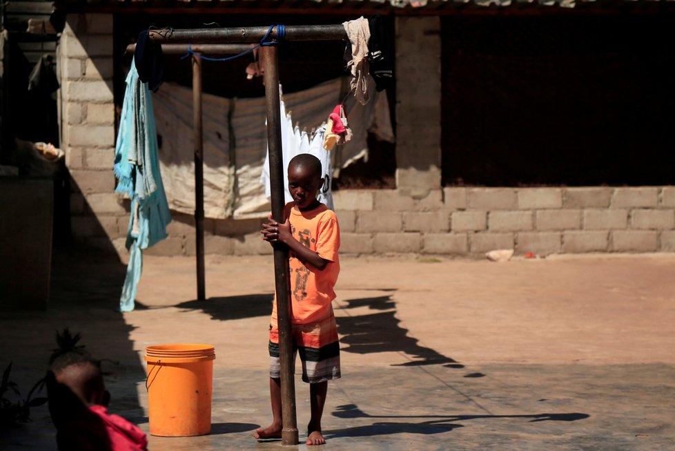 Koronavirus v Zimbabwe.