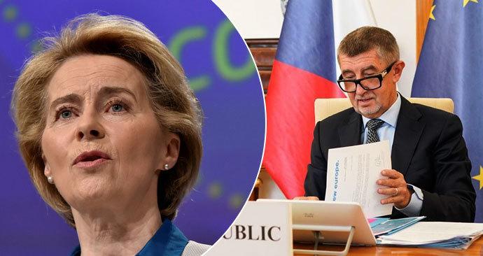 Babiš šije do balíku obnovy EU, vadí mu kritérium nezaměstnanosti. Lídři měli poslední videosummit