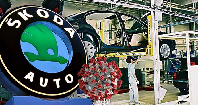 Škoda Auto končí s celozávodní dovolenou