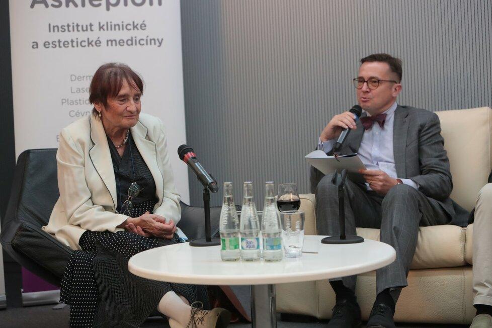 Roman Šmucler a Blanka Říhová (29. 6. 2020)