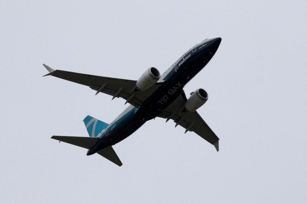 Boeing 737 MAX absolvoval v USA nové testy (29. 6. 2020)