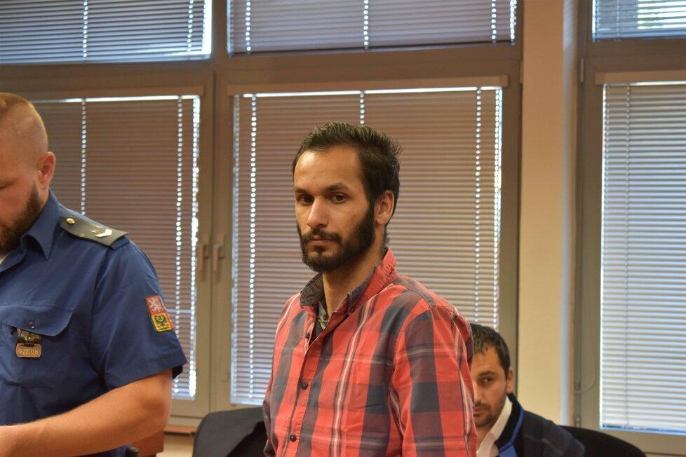 Vrah Josef Kuča u soudu