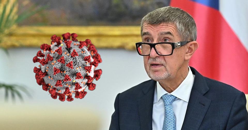 Koronavirus ve vládě: zaměstnanec úřadu se nakazil, Babiš zůstává v klidu.