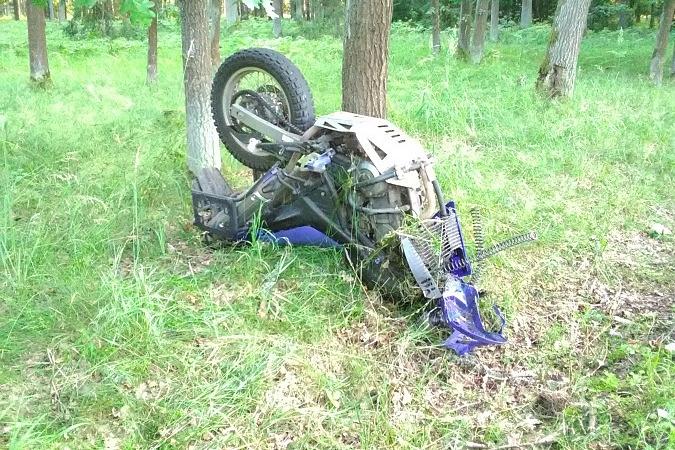 Na Rychnovsku zemřel po střetu s autem devatenáctiletý motorkář
