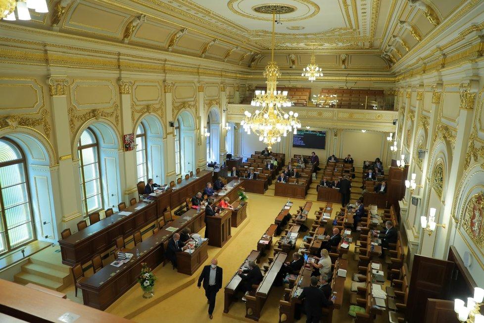 Jednání Sněmovny (23. 6. 2020)