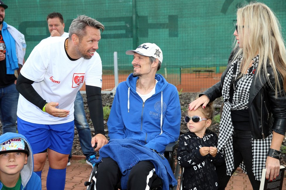 Marián Čišovský se s nemocí ALS rval 6 let