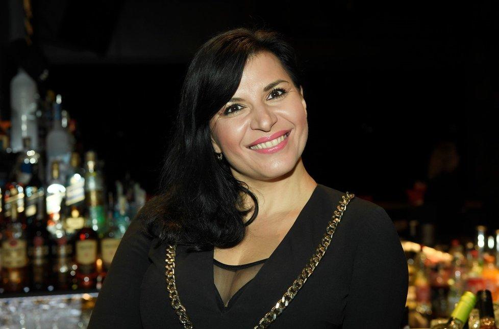 Andrea Tögel Kalivodová je krásná žena