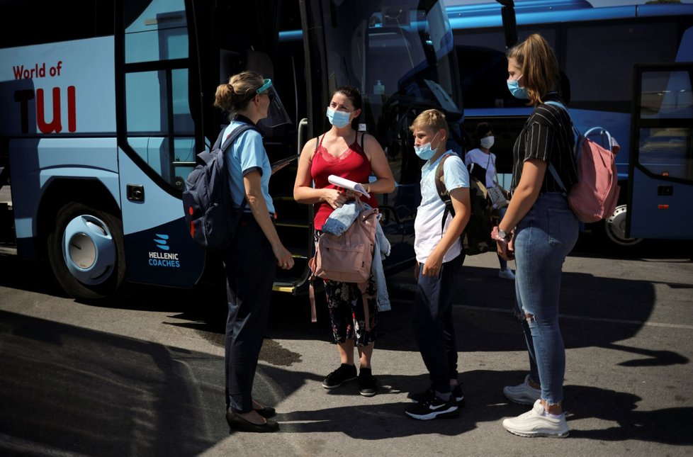 Turistická sezona 2020 v Řecku v době koronaviru