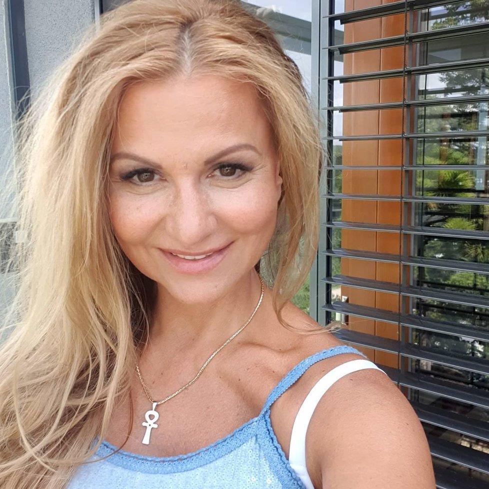Herečka Yvetta Blanarovičová