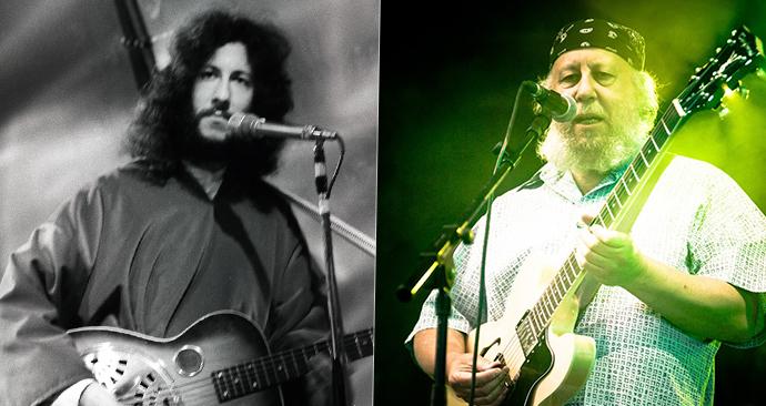 Zemřel kytarista Peter Green (25.7.2020)