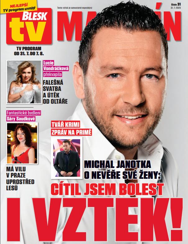 Blesk TV Magazín