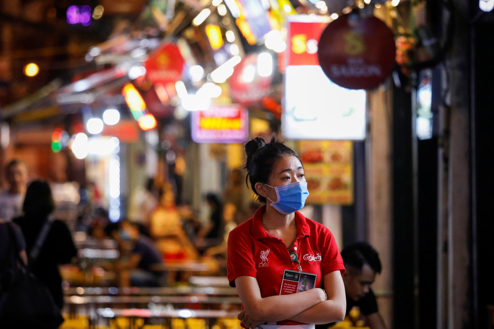 Pandemie koronaviru ve Vietnamu (30.7.2020)