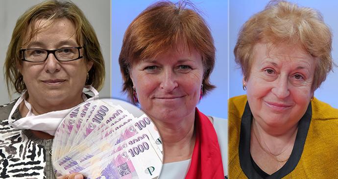 Ředitelé krajských hygien se za koronakrizi dočkali bohatých odměn.