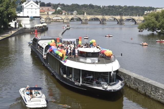 Prague Pride 2020 v Praze