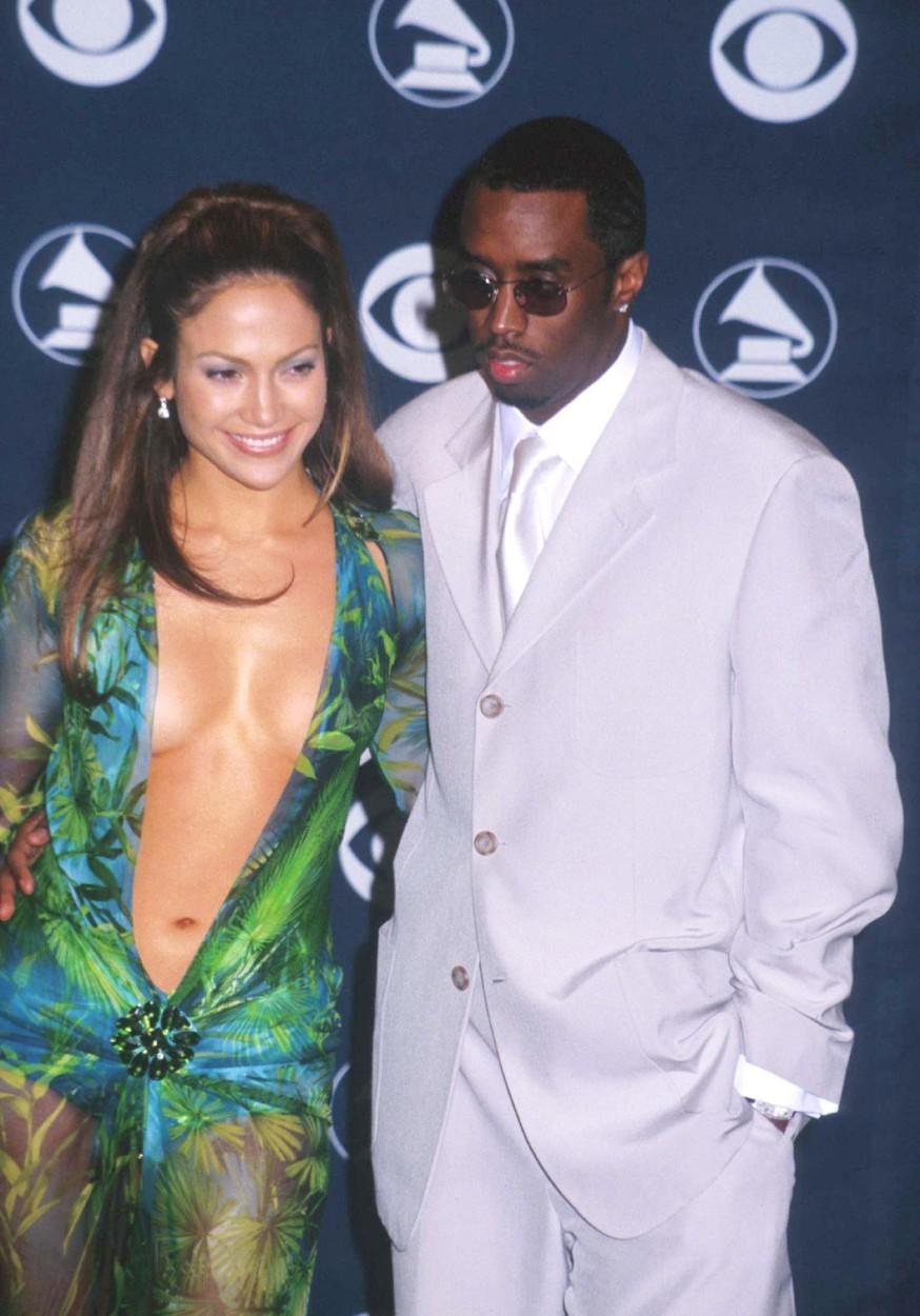 Jennifer Lopez a Puff Daddy