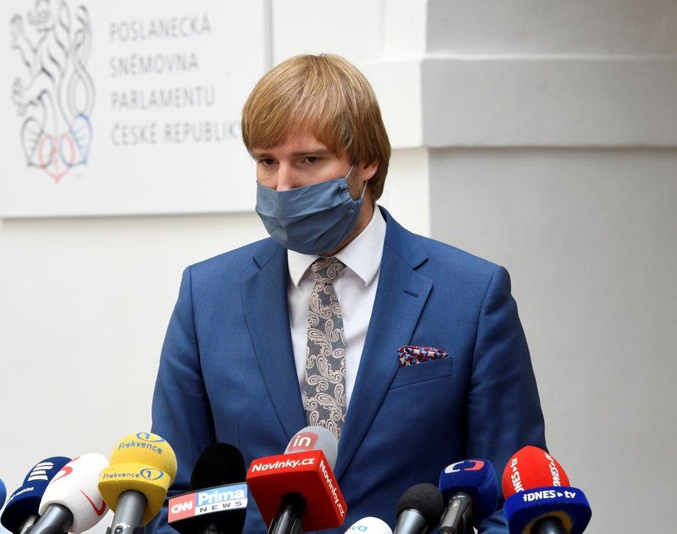 Sněmovna o koronaviru: Adam Vojtěch (za ANO, 19. 8. 2020)