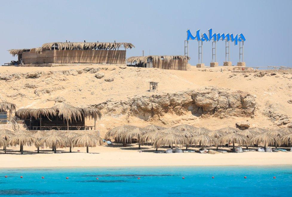 Pandemie tvrdě dopadla i na turistický život v Egyptě. Do oblíbených letovisek jezdí převážně místní, turistů ze zahraničí je zlomek.